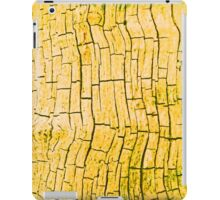 OLD YELLOW (Damaged) iPad Case/Skin