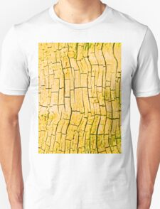 OLD YELLOW (Damaged) Unisex T-Shirt