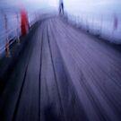 Boardwalk Blur by damophoto