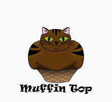 If i fits i sits The Muffin Top Cat Unisex T-Shirt