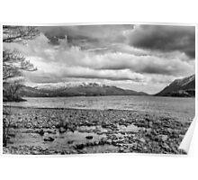 Lake District, Mono Majesty. Poster