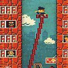 Mario Pixel Art by TimberRice