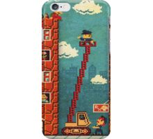 Mario Pixel Art iPhone Case/Skin