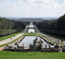 Palace of Caserta by adorel33