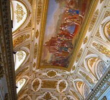 Palace of Caserta room  by adorel33