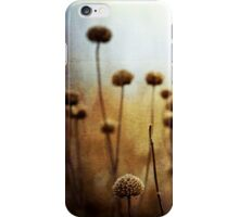 Where the Night Runs Into the Day iPhone Case/Skin