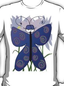 The Butterfly With An Attitude T-Shirt