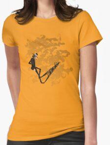 Jigen Daisuke Womens Fitted T-Shirt