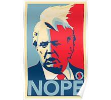 TRUMP Hope/Nope Meme Poster