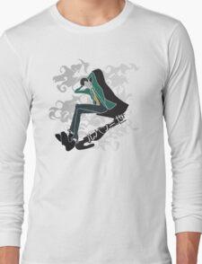 Arsene Lupin the Third Long Sleeve T-Shirt