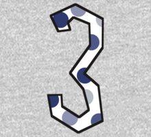 3 One Piece - Long Sleeve