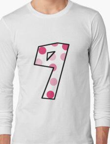 9 Long Sleeve T-Shirt