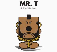 Mr. T by CrispyRowe