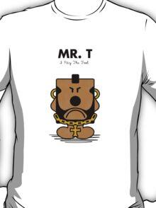 Mr. T T-Shirt