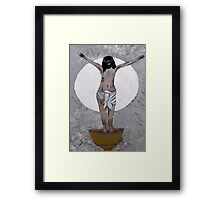My Body My Blood By Saribelle Rodriguez Framed Print