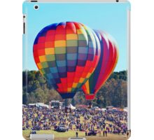 Hot Air Balloons iPad Case/Skin