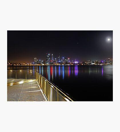 Perth - Western Australia  Photographic Print