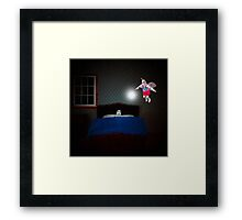 The Tooth Fairy Trooper Framed Print