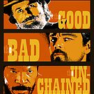 The Good, the Bad and the Unchained by cubik