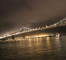 BAY BRIDGE by Jack Catford