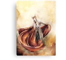 Elvenking Thranduil  Canvas Print