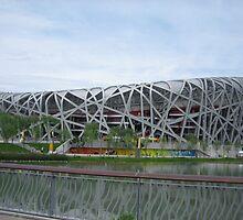 Bird's Nest Stadium by bourboulithra