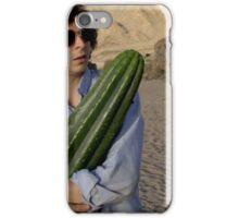 The Magic Cactus iPhone Case/Skin