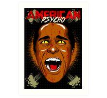 American Psycho Thriller Edition Art Print