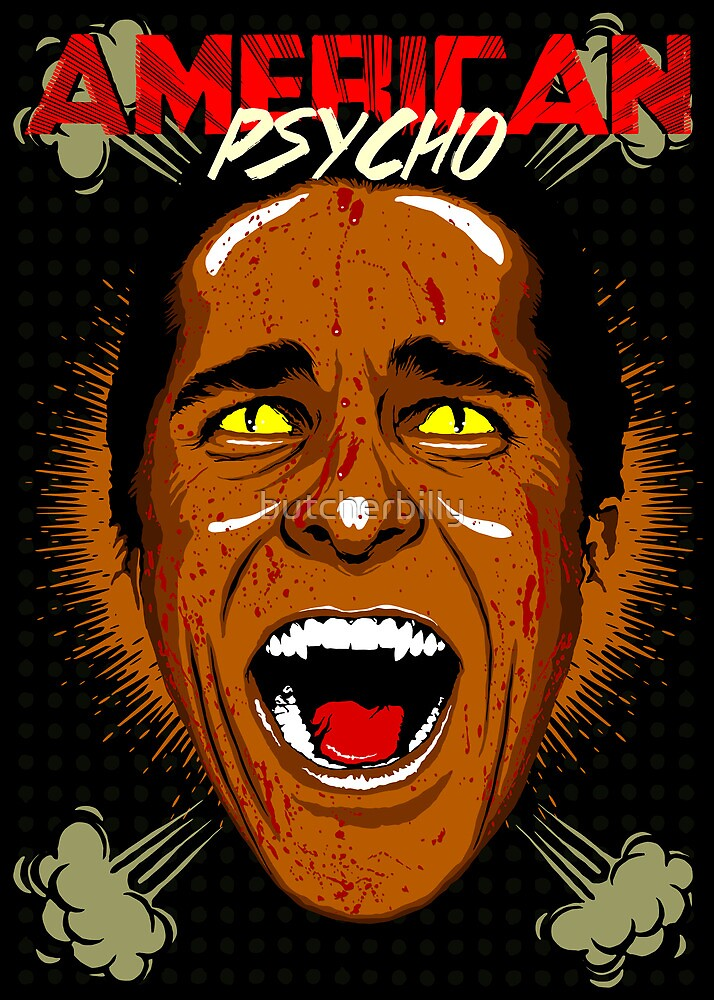 American Psycho Thriller Edition by butcherbilly