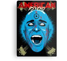 American Psycho Manhattan Edition Metal Print