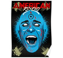American Psycho Manhattan Edition Poster
