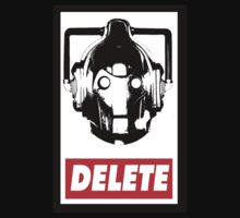 Delete obey Cyberman by keepcalm98