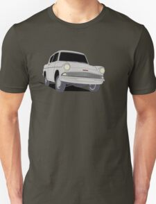 Ford Anglia - Semi Transparent T-Shirt