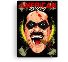 American Psycho Comedian Edition Canvas Print
