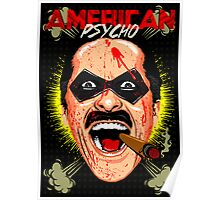 American Psycho Comedian Edition Poster