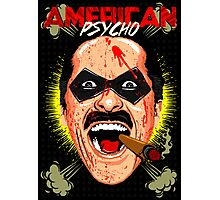 American Psycho Comedian Edition Photographic Print