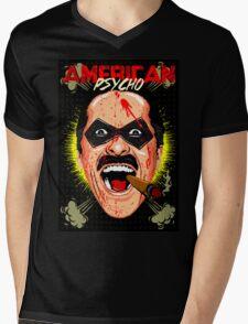 American Psycho Comedian Edition Mens V-Neck T-Shirt