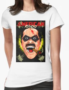 American Psycho Comedian Edition Womens Fitted T-Shirt