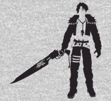Squall by the-minimalist