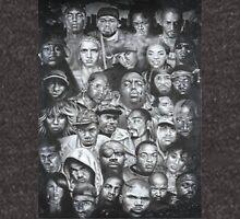 Legends of Hip Hop Hoodie Hoodie