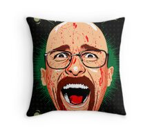 American Psycho Heisenberg Edition Throw Pillow