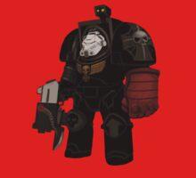 Terminators are cute. by Cross