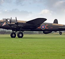"Lancaster B.VII NX611 G-ASXX ""Just Jane"" by Colin Smedley"