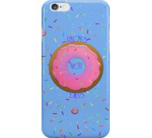 Riots not Diets iPhone Case/Skin