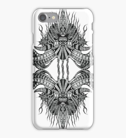 Voodoo Acrobats iPhone Case/Skin