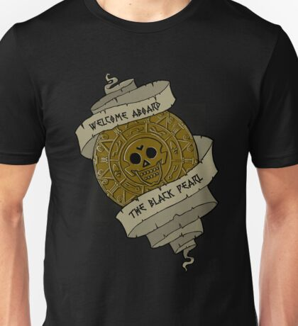 Welcome Aboard Unisex T-Shirt