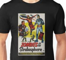 Zombies of the Stratosphere Unisex T-Shirt