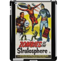 Zombies of the Stratosphere iPad Case/Skin