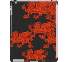 Welsh Dragons iPad Case/Skin
