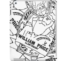 William Price iPad Case/Skin